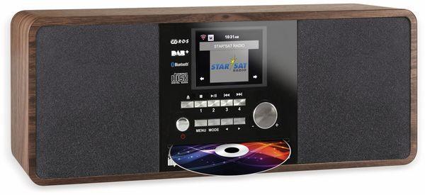 Internetradio IMPERIAL i200 CD, Holzoptik - Produktbild 3