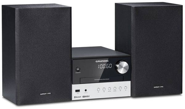 grundig m 1000 bt micro design hifi anlage bluetooth usb online kaufen. Black Bedroom Furniture Sets. Home Design Ideas