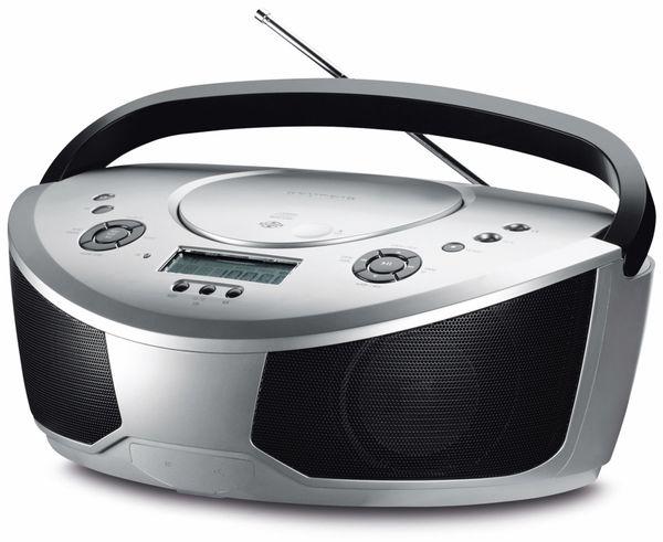 CD-Player GRUNDIG RCD 5050 USB, SD-HC, AUX-In - Produktbild 1