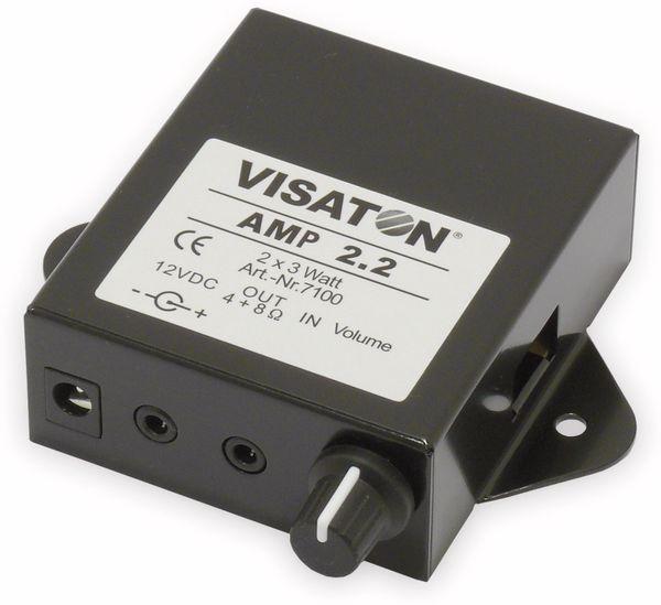Stereo-Verstärker VISATON AMP 2.2