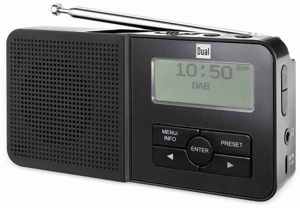 DAB Radio DUAL Pocketradio 5