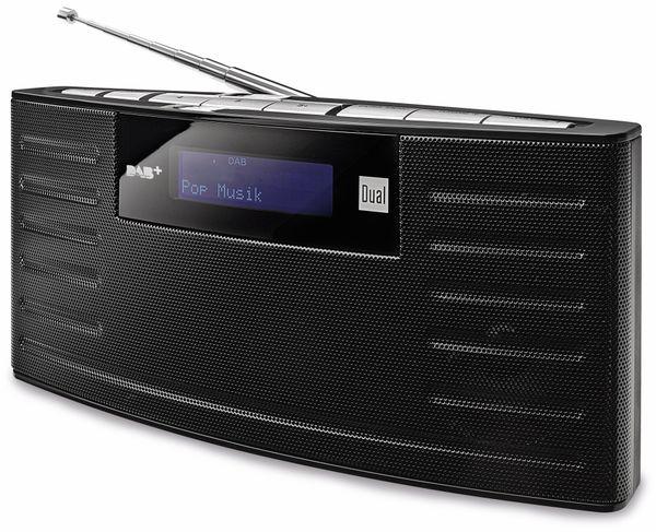 DAB Radio DUAL DAB 15 - Produktbild 1