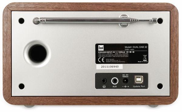 DAB Radio DUAL DAB 32 - Produktbild 2