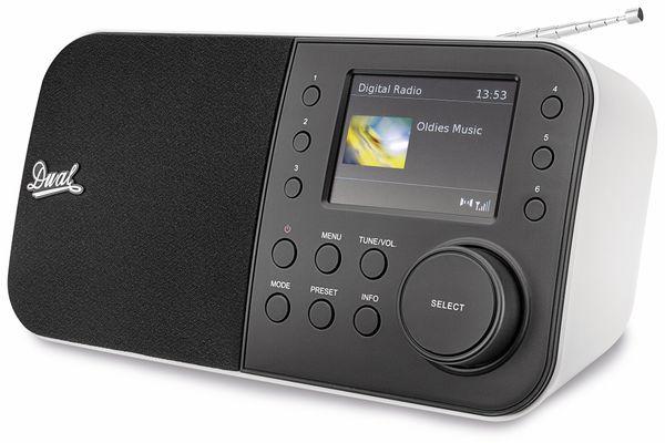 DAB Radio DUAL DAB 55 - Produktbild 1