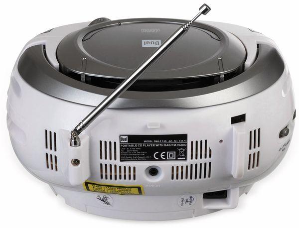 CD-Player DUAL DAB-P 150, weiß - Produktbild 4