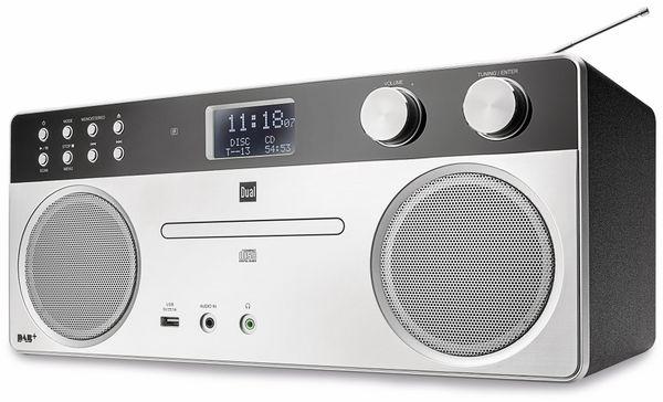 Stereoanlage DUAL DAB 555 - Produktbild 1