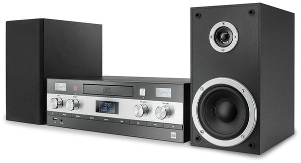 Stereoanlage DUAL DAB-MS 130 CD - Produktbild 1