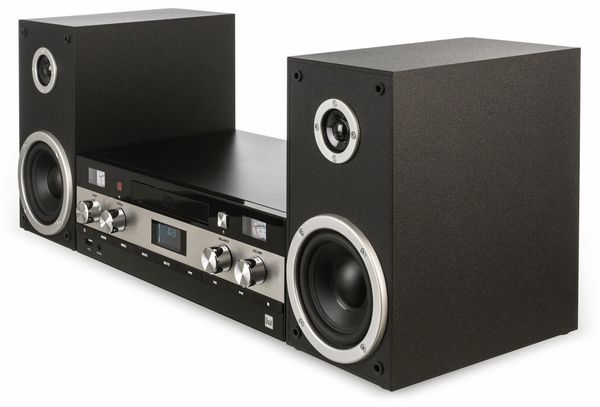 Stereoanlage DUAL DAB-MS 130 CD - Produktbild 3