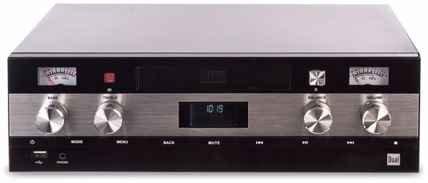 Stereoanlage DUAL DAB-MS 130 CD - Produktbild 4