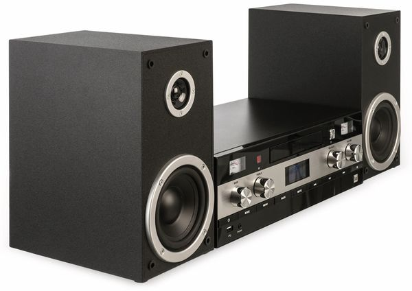 Stereoanlage DUAL DAB-MS 130 CD - Produktbild 5