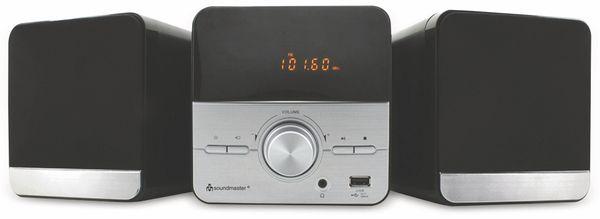 Stereoanlage SOUNDMASTER MCD370SI - Produktbild 1
