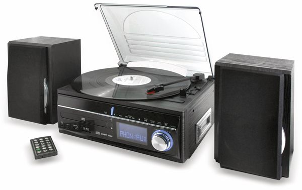 Stereoanlage SOUNDMASTER MCD1700 - Produktbild 1