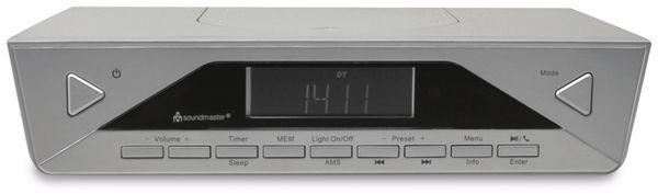 DAB Unterbauradio SOUNDMASTER UR2040SI - Produktbild 1