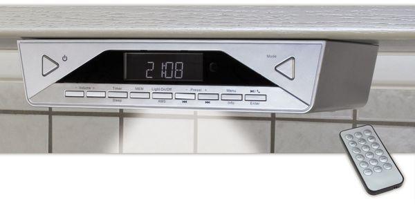 DAB Unterbauradio SOUNDMASTER UR2040SI - Produktbild 3