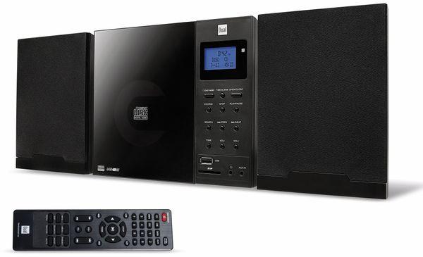 Stereoanlage DUAL Vertical DAB 102 - Produktbild 1