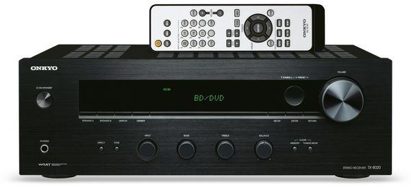 HiFi-Receiver ONKYO TX-8020 schwarz - Produktbild 1
