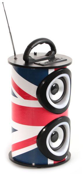 Bluetooth Mini-Lautsprecher TEKNOFUN 811188 - Produktbild 1