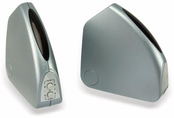 Funkübertragungssystem ,silber B-Ware - Produktbild 1