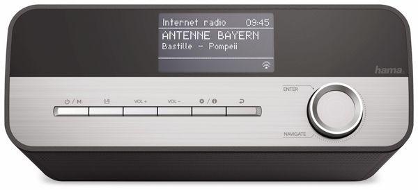 Internetradio HAMA IR50 WIFI 054840 - Produktbild 1