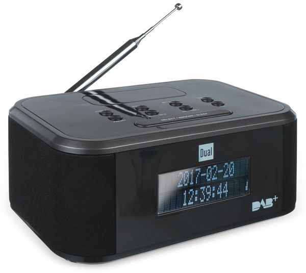 Stereo DAB-Radio DUAL DAB CR 28 - Produktbild 1