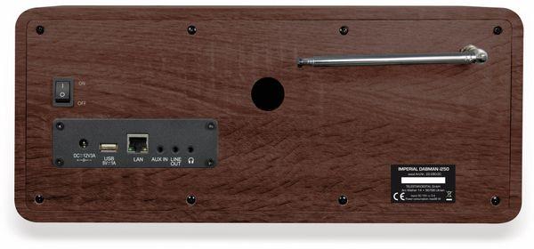 Internetradio IMPERIAL Dabman i250, Holzoptik - Produktbild 2