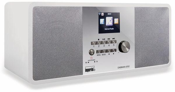Internetradio IMPERIAL Dabman i250, weiß - Produktbild 1