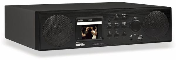 Internetradio IMPERIAL Dabman i450, schwarz, WLAN, Bluetooth, DAB+