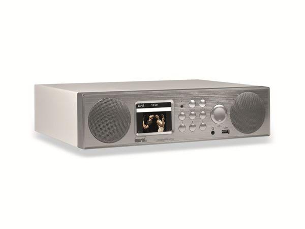 Webradio IMPERIAL Dabman i450, silber/weiß - Produktbild 1