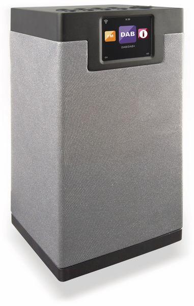 Internetradio IMPERIAL Dabman i600, grau/schwarz