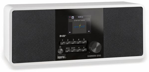 Internetradio IMPERIAL Dabmann i200, weiß - Produktbild 2