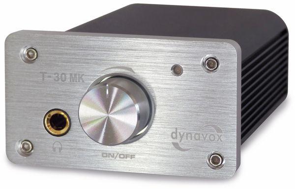 Mini-HiFi-Verstärker DYNAVOX T-30 MK, silber - Produktbild 1