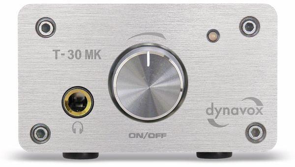 Mini-HiFi-Verstärker DYNAVOX T-30 MK, silber - Produktbild 2