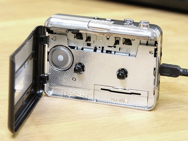 USB-Kassettendeck LOGILINK UA0156 - Produktbild 3
