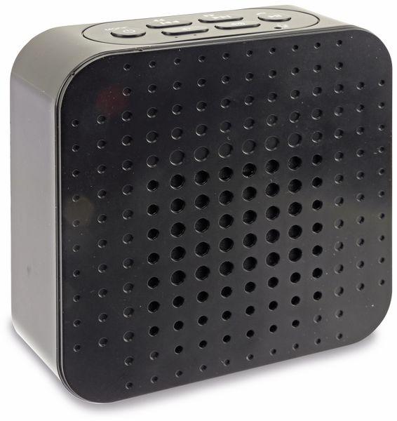 Steckdosenradio, Bluetooth, schwarz, B-Ware - Produktbild 1