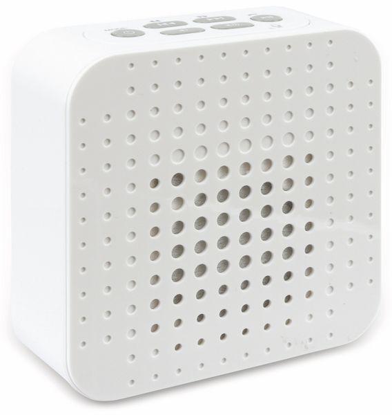 Steckdosenradio, Bluetooth, weiß, B-Ware - Produktbild 1