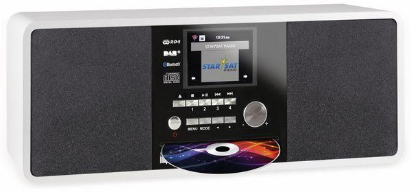 Internetradio IMPERIAL i200 CD, weiß - Produktbild 2