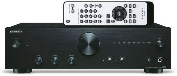 Vollverstärker ONKYO A-9010, schwarz, 2 x 44 W - Produktbild 1