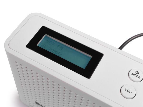 DAB+ Radio OPTICUM Ton3, weiß - Produktbild 5