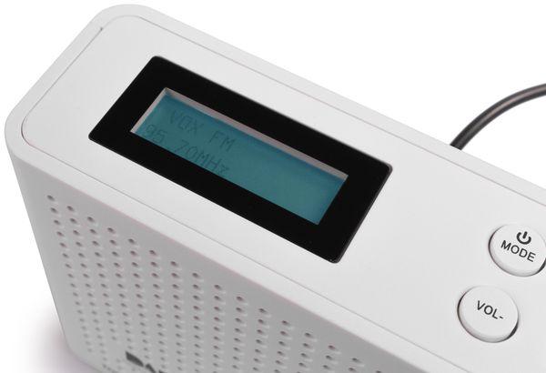 DAB+ Radio RED OPTICUM Ton3, weiß - Produktbild 5