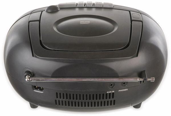 CD-Player DUAL P70, schwarz, Kassette - Produktbild 2