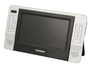 Portabler DVD-Player TELEFUNKEN Twin 7 - Produktbild 2