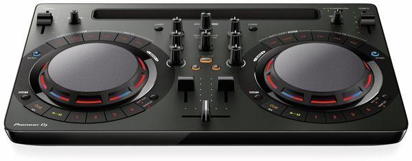 DJ Controller PIONEER DJ DDJ-WeGO4-K, schwarz