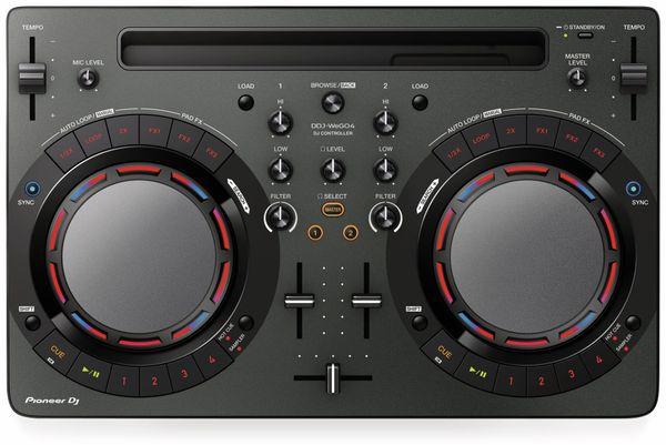 DJ Controller PIONEER DJ DDJ-WeGO4-K, schwarz - Produktbild 3