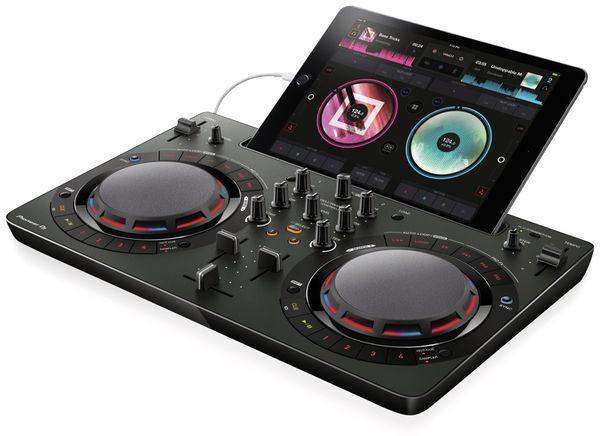 DJ Controller PIONEER DJ DDJ-WeGO4-K, schwarz - Produktbild 6