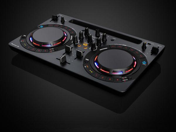 DJ Controller PIONEER DJ DDJ-WeGO4-K, schwarz - Produktbild 8