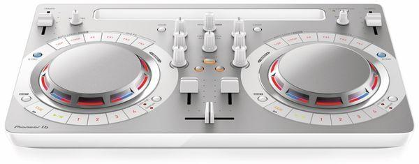 DJ Controller PIONEER DJ DDJ-WeGO4-W, weiß - Produktbild 1
