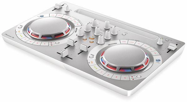 DJ Controller PIONEER DJ DDJ-WeGO4-W, weiß - Produktbild 2
