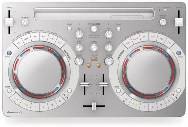 DJ Controller PIONEER DJ DDJ-WeGO4-W, weiß - Produktbild 3