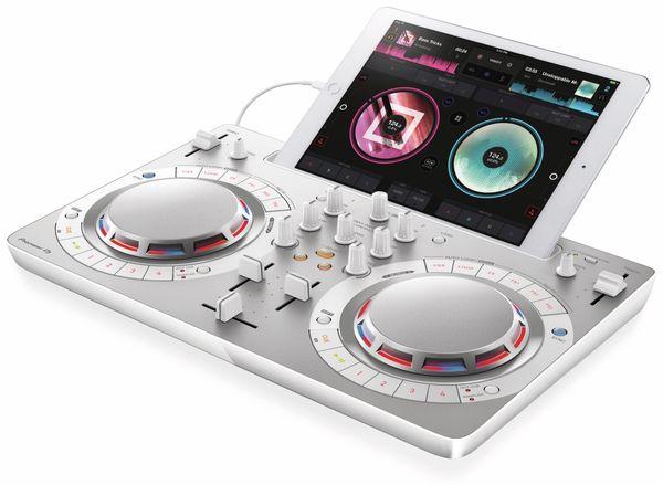 DJ Controller PIONEER DJ DDJ-WeGO4-W, weiß - Produktbild 6