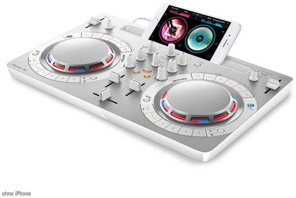 DJ Controller PIONEER DJ DDJ-WeGO4-W, weiß - Produktbild 7